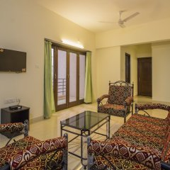Отель OYO 11347 Home Peacefull 2BHK Panjim Гоа комната для гостей фото 5