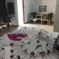 Отель Nha Trang Harbor Apartments & Hotel Вьетнам, Нячанг - отзывы, цены и фото номеров - забронировать отель Nha Trang Harbor Apartments & Hotel онлайн комната для гостей фото 2