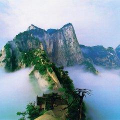 Отель Sheraton Xian Hotel Китай, Сиань - отзывы, цены и фото номеров - забронировать отель Sheraton Xian Hotel онлайн приотельная территория