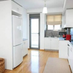 Апартаменты Modern 5thfloor Acropolis view apartment в номере