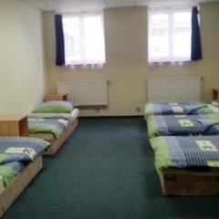 Hostel Kolbenka Прага комната для гостей