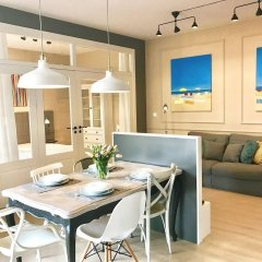 Апартаменты Dom & House - Apartments Neptun Park комната для гостей