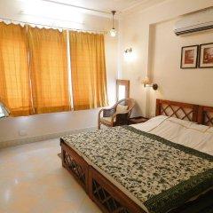 Om Niwas Suite Hotel комната для гостей фото 3