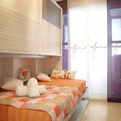 Отель ApartUP L'Umbracle Views Испания, Валенсия - отзывы, цены и фото номеров - забронировать отель ApartUP L'Umbracle Views онлайн комната для гостей