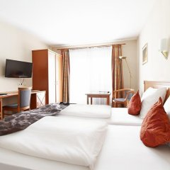 Отель Blutenburg Германия, Мюнхен - отзывы, цены и фото номеров - забронировать отель Blutenburg онлайн комната для гостей фото 4