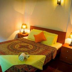 Отель Avon Hikkaduwa Guest House Шри-Ланка, Хиккадува - отзывы, цены и фото номеров - забронировать отель Avon Hikkaduwa Guest House онлайн комната для гостей фото 5