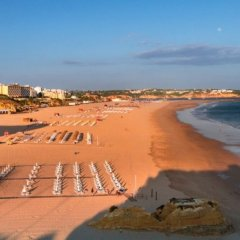 Отель Apartamentos Clube Vilarosa Португалия, Портимао - отзывы, цены и фото номеров - забронировать отель Apartamentos Clube Vilarosa онлайн пляж