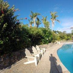 Отель Volivoli Beach Resort Фиджи, Вити-Леву - отзывы, цены и фото номеров - забронировать отель Volivoli Beach Resort онлайн бассейн фото 2
