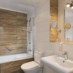 Отель Mark Apart Hotel Германия, Берлин - 6 отзывов об отеле, цены и фото номеров - забронировать отель Mark Apart Hotel онлайн ванная