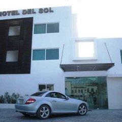 Отель del Sol Мексика, Канкун - отзывы, цены и фото номеров - забронировать отель del Sol онлайн вид на фасад