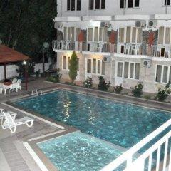 Dolphin Yunus Hotel Турция, Памуккале - отзывы, цены и фото номеров - забронировать отель Dolphin Yunus Hotel онлайн бассейн фото 2