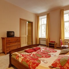 Апартаменты СТН Апартаменты на канале Грибоедова Санкт-Петербург комната для гостей фото 5