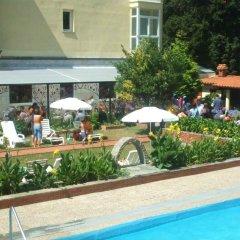 Hotel Balneario Parque De Alceda бассейн фото 2