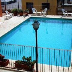 Hotel Cervantes Гвадалахара бассейн