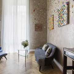 Отель Galleria Vik Milano Италия, Милан - отзывы, цены и фото номеров - забронировать отель Galleria Vik Milano онлайн комната для гостей фото 5