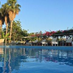 Pataros Hotel Турция, Патара - отзывы, цены и фото номеров - забронировать отель Pataros Hotel онлайн бассейн фото 2