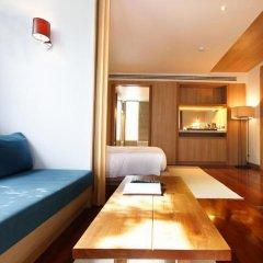 Отель X2 Vibe Phuket Patong 4* Стандартный номер разные типы кроватей фото 16