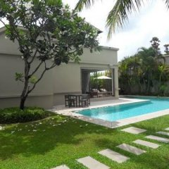 Отель Bangtao Private Villas Phuket бассейн