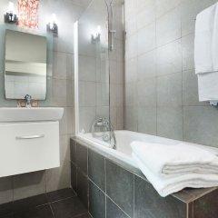 Отель Residence Pelican Paris 1er Франция, Париж - отзывы, цены и фото номеров - забронировать отель Residence Pelican Paris 1er онлайн ванная фото 2