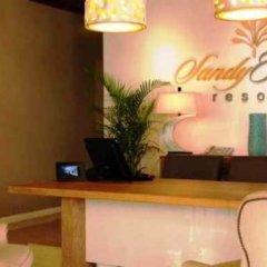 Отель Sandy Haven Resort удобства в номере