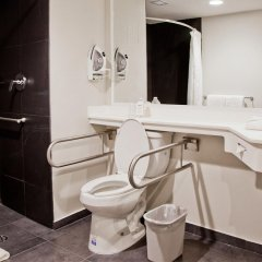 Отель City Express Ciudad Victoria ванная