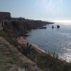 Отель Il Pirata Италия, Чинизи - отзывы, цены и фото номеров - забронировать отель Il Pirata онлайн пляж фото 2
