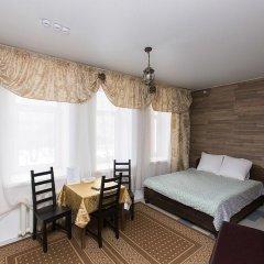 Отель Grelka Омск комната для гостей фото 3