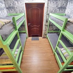 Гостиница Hostel Bryusoff в Москве 1 отзыв об отеле, цены и фото номеров - забронировать гостиницу Hostel Bryusoff онлайн Москва комната для гостей фото 3