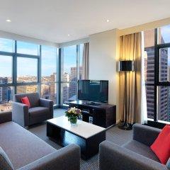 Отель Meriton Suites Pitt Street Австралия, Сидней - отзывы, цены и фото номеров - забронировать отель Meriton Suites Pitt Street онлайн комната для гостей фото 2