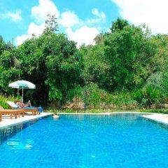 Отель Baan Rom Mai Resort Самуи бассейн фото 3