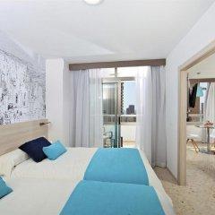 Отель Flamingo Beach Resort Испания, Бенидорм - отзывы, цены и фото номеров - забронировать отель Flamingo Beach Resort онлайн комната для гостей фото 3