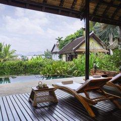 Отель Belmond La Résidence Phou Vao бассейн фото 3