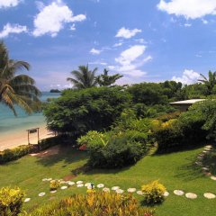 Отель Coconut Grove Beachfront Cottages фото 3