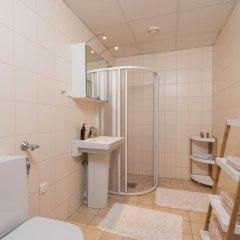 Отель Tallinn Harbour Apartment Эстония, Таллин - отзывы, цены и фото номеров - забронировать отель Tallinn Harbour Apartment онлайн ванная