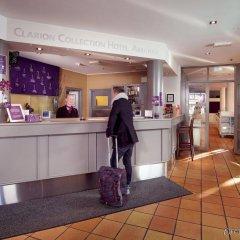 Отель Clarion Collection Hotel Amanda Норвегия, Гаугесунн - отзывы, цены и фото номеров - забронировать отель Clarion Collection Hotel Amanda онлайн интерьер отеля фото 3