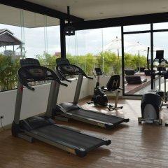 Aya Boutique Hotel Pattaya фитнесс-зал фото 4