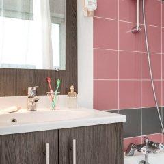 Отель Aparthotel Adagio Access La Villette Париж ванная