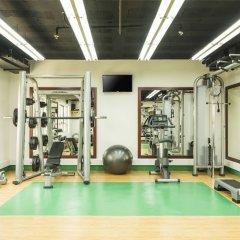 Отель Coral Deira Дубай фитнесс-зал фото 4
