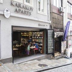 Отель Karakoy Aparts фото 3