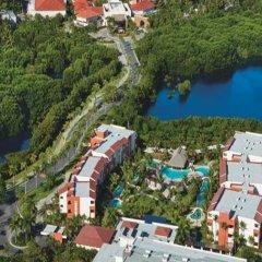 Отель Now Garden Punta Cana All Inclusive Доминикана, Пунта Кана - 1 отзыв об отеле, цены и фото номеров - забронировать отель Now Garden Punta Cana All Inclusive онлайн приотельная территория