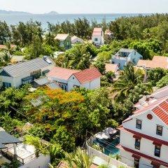 Отель An Bang Coco Villa пляж
