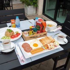 Отель Yotaka Boutique Бангкок питание фото 2