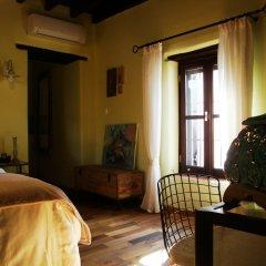 Отель Villa Dei Ciottoli Родос комната для гостей фото 10