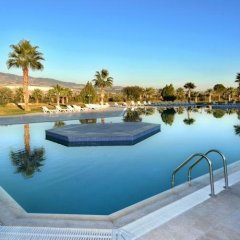 C&H Hotel Турция, Памуккале - отзывы, цены и фото номеров - забронировать отель C&H Hotel онлайн бассейн фото 3