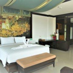 Отель Welcome World Beach Resort & Spa Таиланд, Паттайя - отзывы, цены и фото номеров - забронировать отель Welcome World Beach Resort & Spa онлайн комната для гостей фото 14