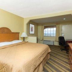 Отель Days Inn & Suites by Wyndham Vicksburg комната для гостей