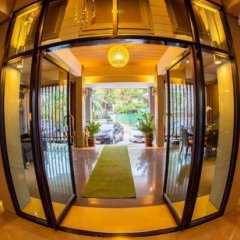 Отель Euanjitt Chill House балкон