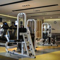 Отель Centre Point Silom Бангкок фитнесс-зал