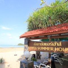 Отель Lanta Summer House пляж