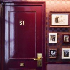 Отель Design Sorbonne Париж удобства в номере